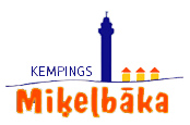 Camping and holiday cottages in Ventspils region  Mikelbaka