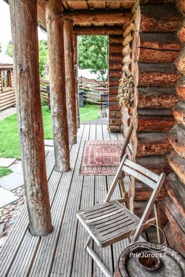 Zvejniekseta - Guest house-homestead, bathhouse and camping at the sea in Pavilosta, Latvia - 3