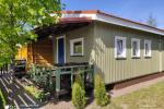 Zimmer und Ferien Hütten in Sventoji ZUVEDROS