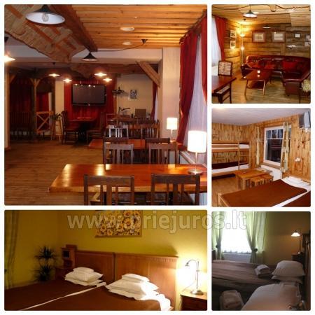 Pie Jana - Svečių namai Liepojoje - 3