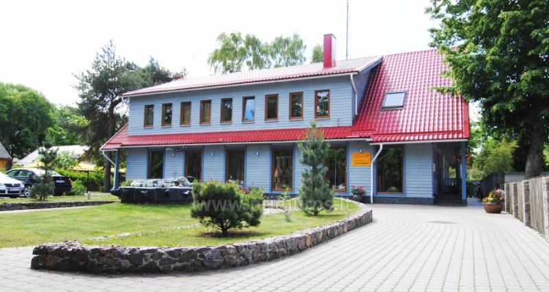 Poilsio namai Palangoje SAULĖ