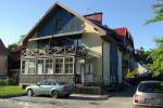 Gasthaus in Nida Inkliuzas, Kurische Nehrung, Litauen