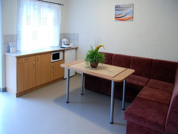 Nauji apartamentai Beluga - poilsis prie jūros