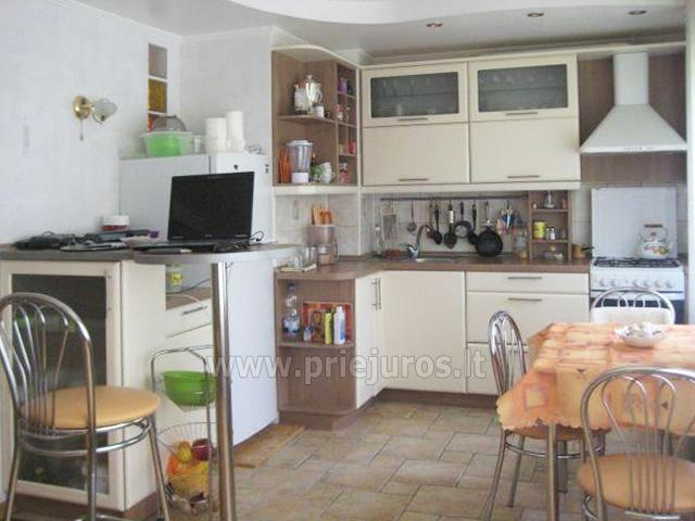 Three-room apartment for Rent in Jurmala - 11