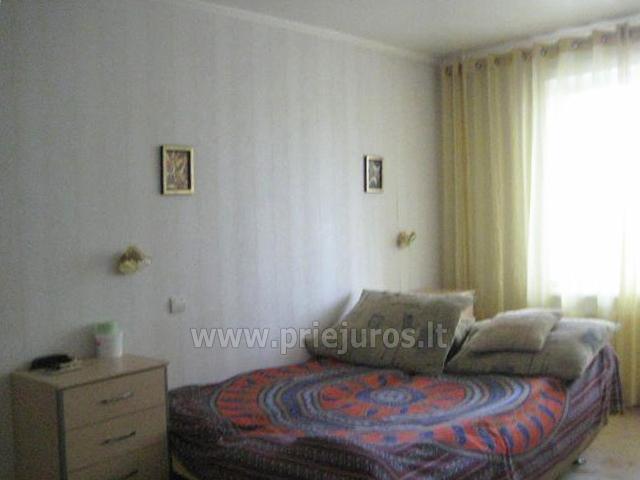 Trijų kambarių buto nuoma Jurmalos centre - 300 m. iki jūros - 8