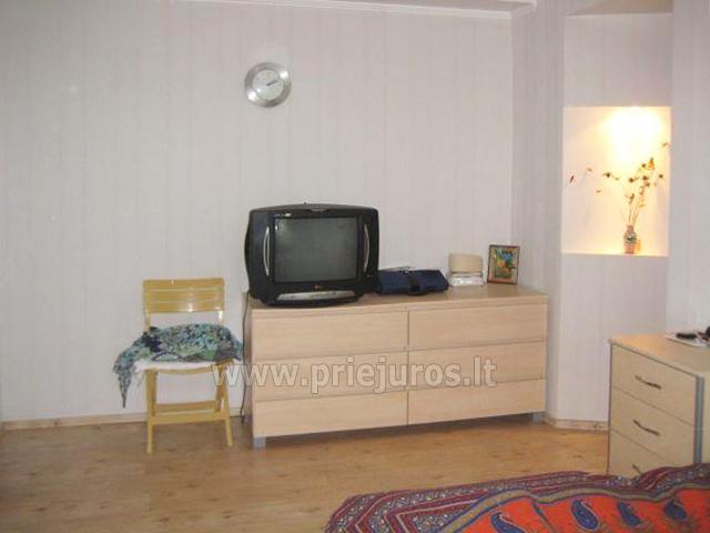 Trijų kambarių buto nuoma Jurmalos centre - 300 m. iki jūros - 9