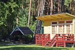Holiday Cottage Rent in Sventoji near the sea