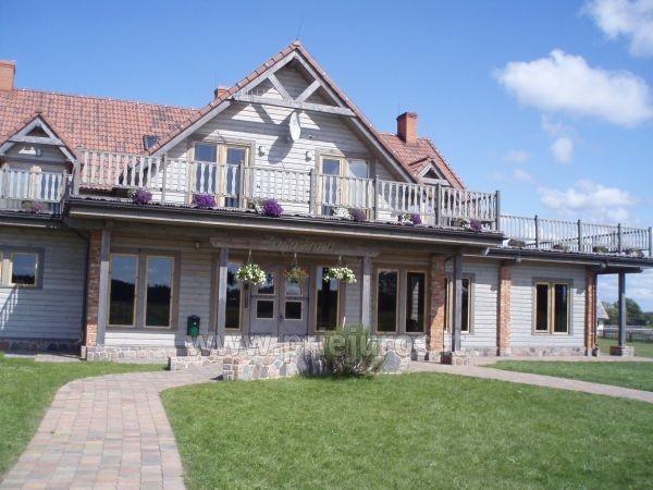Svečių namai, Nameliai ir Kempingas Ventspilio rajone Ventaskrasti