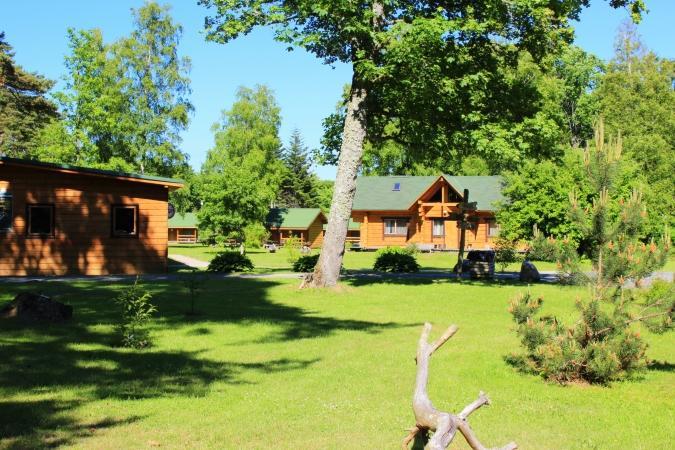 Kemping, pokoje i domki w Jurkalne SILI - 3