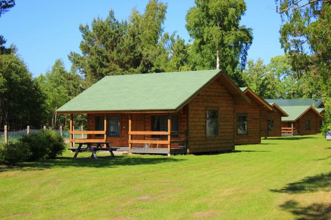 Camping SILI. Holiday Cottages, Bathhouse, Places for Tents - 6