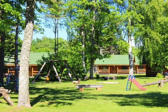 Kemping, pokoje i domki w Jurkalne SILI - 7