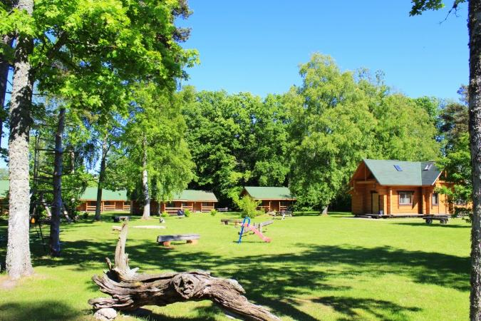 Camping SILI. Holiday Cottages, Bathhouse, Places for Tents - 8