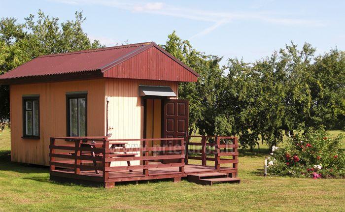 Kempings ĒRGĻI teltsvietas, viesu māju īre, banketzāle, pirts, sporta laukumi - 10