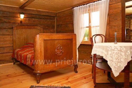 Stovyklavietė Ērgļi vietos palapinėms, nameliai, pirtis, banketų salė - 6