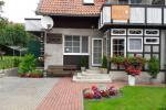 Cozy Ilona's guest house Tuja in the center of Nida, Curonian Spit