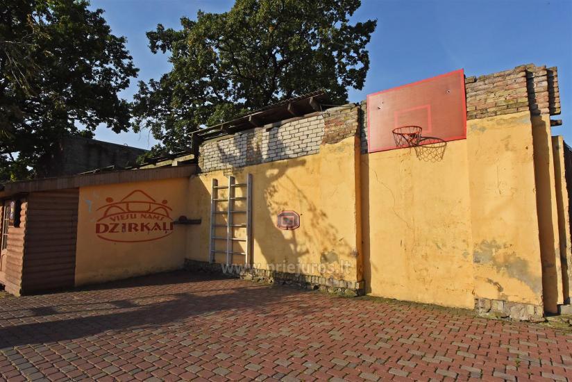 Svečių namai Dzirkali: kambariai, nameliai, apartamentai - 9