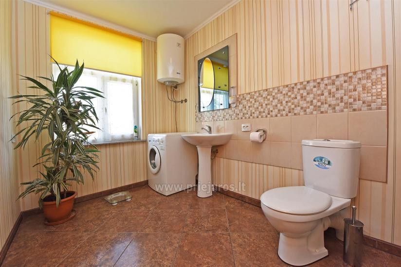 Svečių namai Dzirkali: kambariai, nameliai, apartamentai - 44