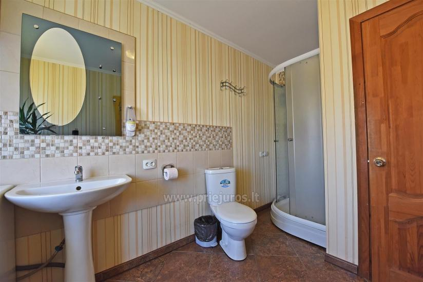 Svečių namai Dzirkali: kambariai, nameliai, apartamentai - 45
