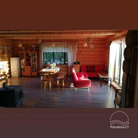 Holiday cottages, rooms, bathhouse, hall in a homestead PALMAS - 2