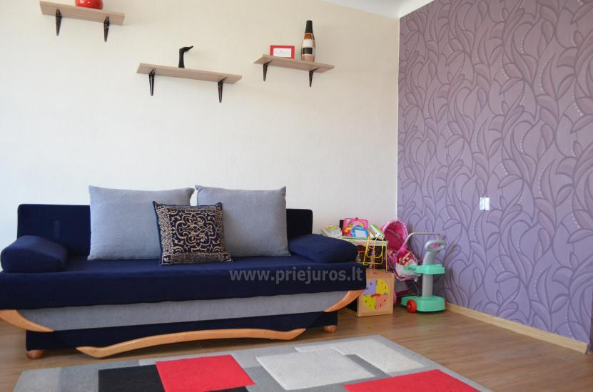 Two room apartment for rent in the center of Ventspils , in Latvia - 4