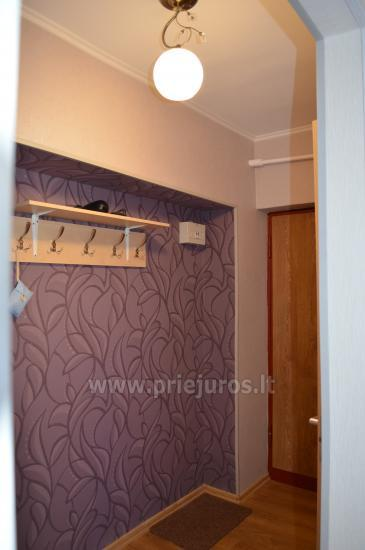 Dviejų kambarių butas Ventspilio centre - 14