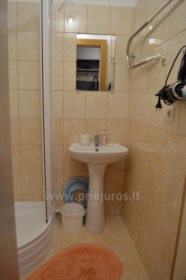 Dviejų kambarių butas Ventspilio centre - 16