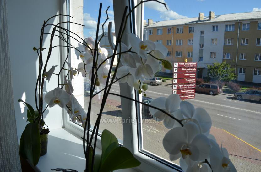 Dviejų kambarių butas Ventspilio centre - 17