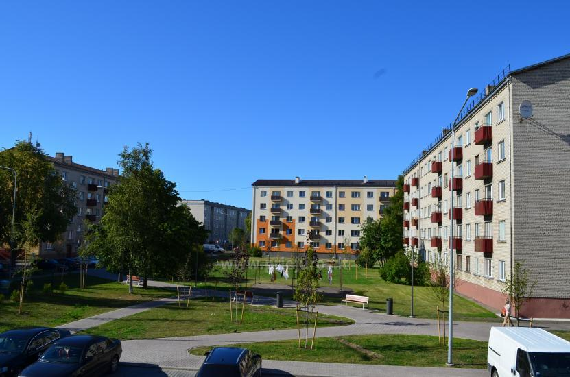 Dviejų kambarių butas Ventspilio centre - 19