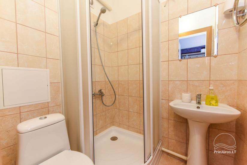 Dviejų kambarių butas Ventspilio centre - 15