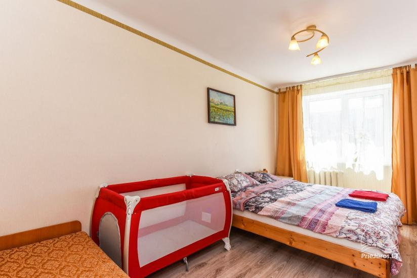 Two room apartment for rent in the center of Ventspils , in Latvia - 9