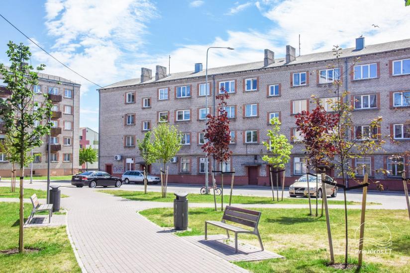 Dviejų kambarių butas Ventspilio centre - 18