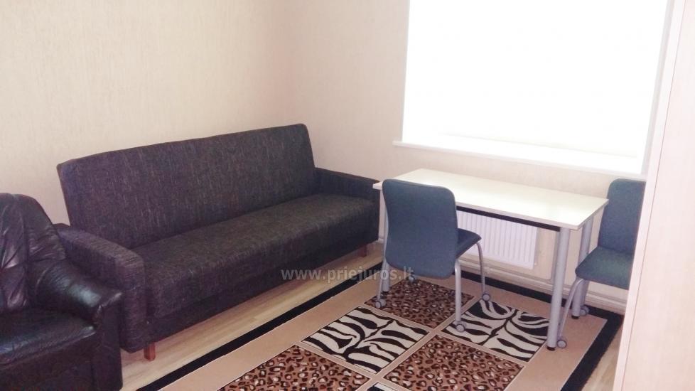 Tikko restaurēts dzīvoklis Ventspils centrā pirmajā stāvā - 1