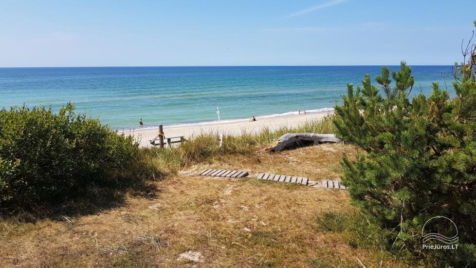 Rugumi - kempingas, namelių nuoma ir vieta palapinėms ant jūros kranto - 22