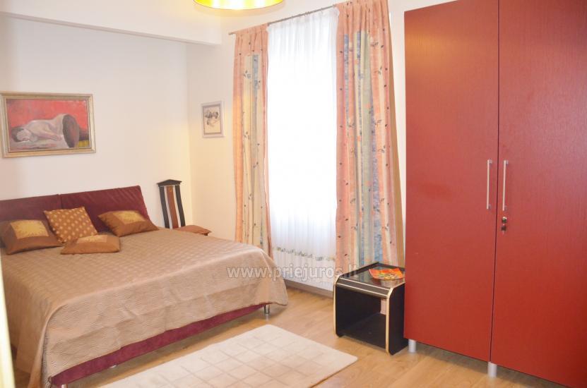 Apartamentai Great Amber Liepojoje, Latvijoje - 4
