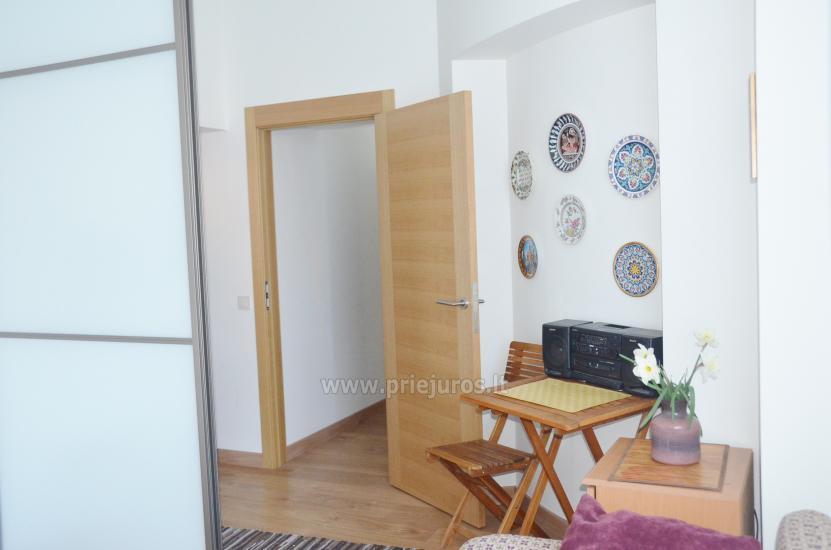Apartamentai Great Amber Liepojoje, Latvijoje - 7
