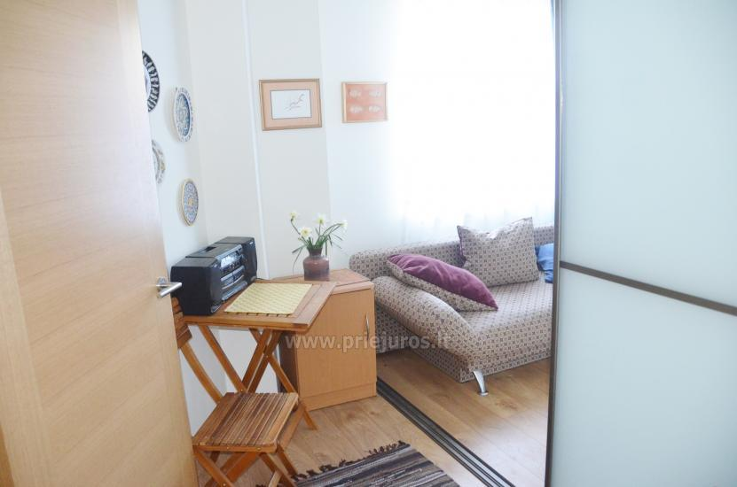 Apartamentai Great Amber Liepojoje, Latvijoje - 6