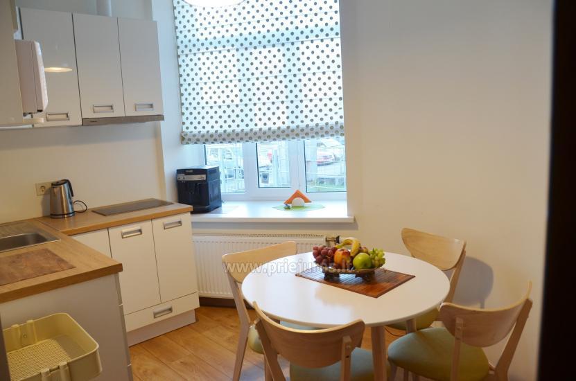 Apartamentai Great Amber Liepojoje, Latvijoje - 1