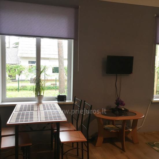 Du vieno kambario butai privačiame name Ventspilyje - 300 m. iki jūros - 8