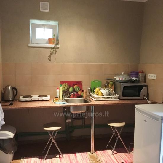 Du vieno kambario butai privačiame name Ventspilyje - 300 m. iki jūros - 4