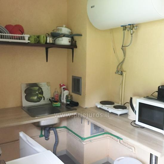 Du vieno kambario butai privačiame name Ventspilyje - 300 m. iki jūros - 5