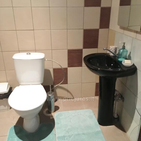 Du vieno kambario butai privačiame name Ventspilyje - 300 m. iki jūros - 9