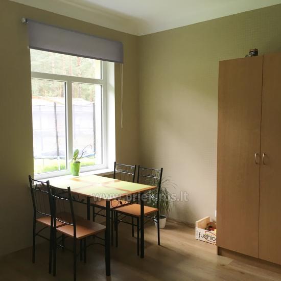 Du vieno kambario butai privačiame name Ventspilyje - 300 m. iki jūros - 6