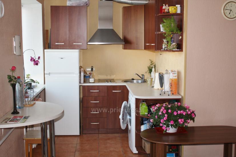 Dviejų kambarių butas Ventspilyje jūsų patogumui, labai geroje vietoje - 2