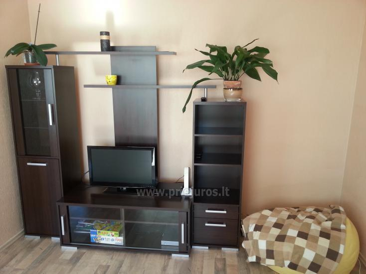 Two rooms apartment for your comfort in Ventspils in a very good location - 1
