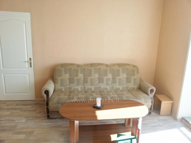 Dviejų kambarių butas Ventspilyje jūsų patogumui, labai geroje vietoje - 3