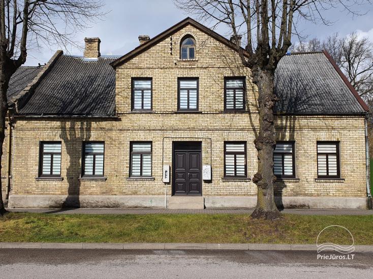 Dzīvoklis īre Ventspilī, Latvijā