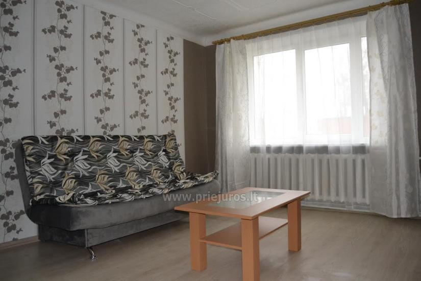 2 rooms apartment for rent in Liepaja, close to the sea. - 5
