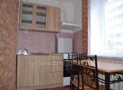 2 rooms apartment for rent in Liepaja, close to the sea. - 3