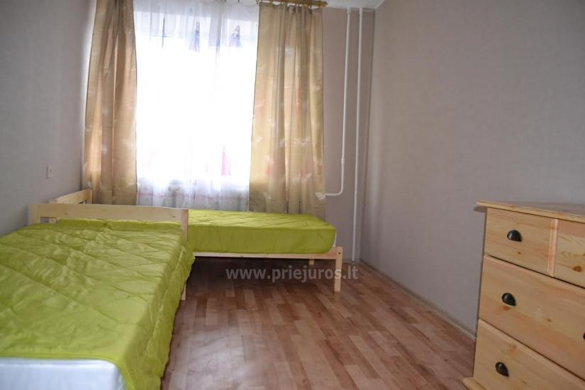 2 rooms apartment for rent in Liepaja, close to the sea. - 2