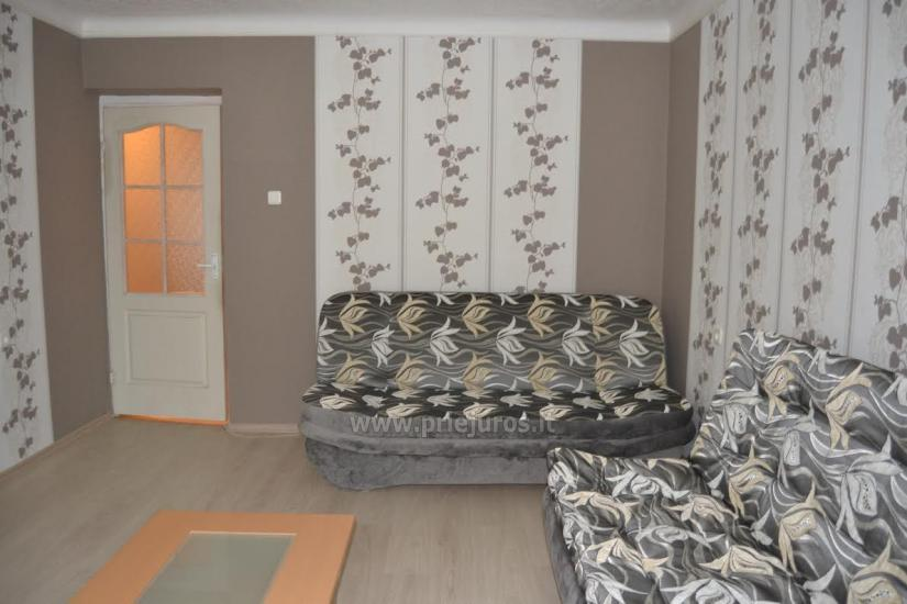 2 rooms apartment for rent in Liepaja, close to the sea. - 4